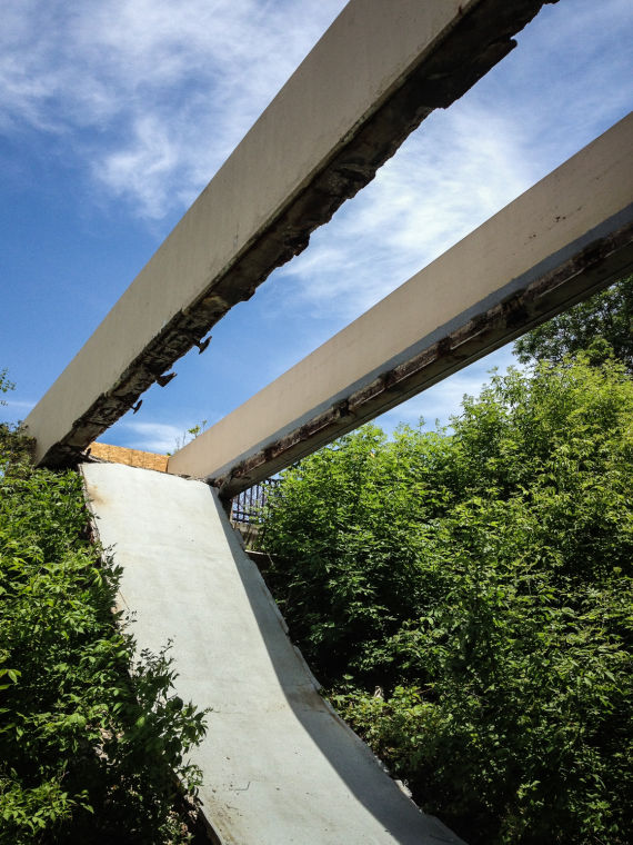 Both the Hill House and Van Wagoner House bridges are closed for repairs and are expected to open August 8, if not before, said Jim Zentmeyer, Director of University Housing.