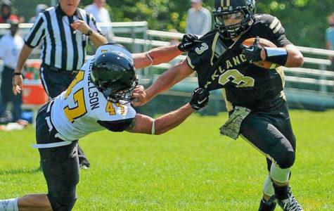 Q&A with new Football Club quarterback Justin Mills
