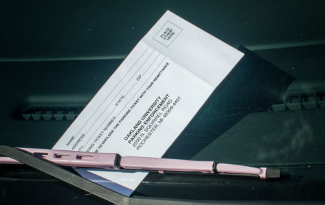 Parking tickets increase from last year