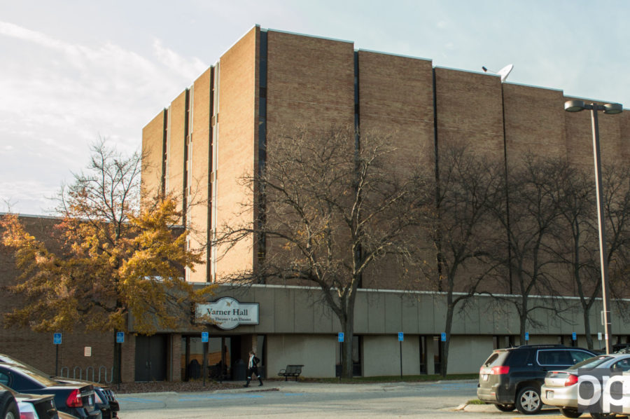 A capital outlay request was submitted last year to Lansing and was denied. Now, a second capital outlay request has been sent to the Michigan legislature for an expansion of Varner Hall.