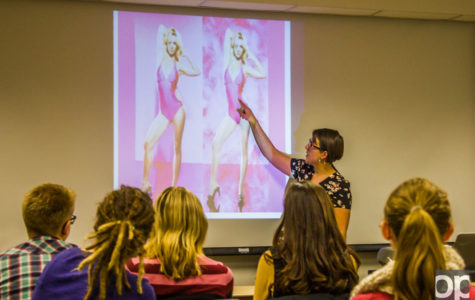Dr. Erin Meyers dishes on media, gender and body image