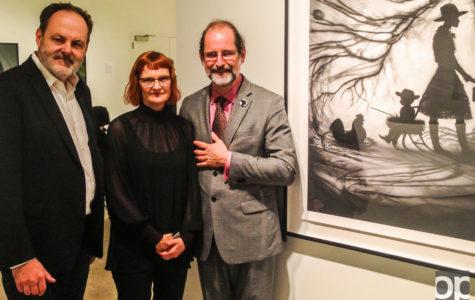 New art exhibit on display in Wilson Hall