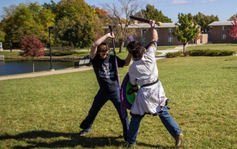 Dagorhir: LARP with more action