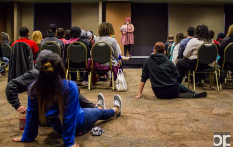Students share emotional experiences at annual Coming Out Monologues