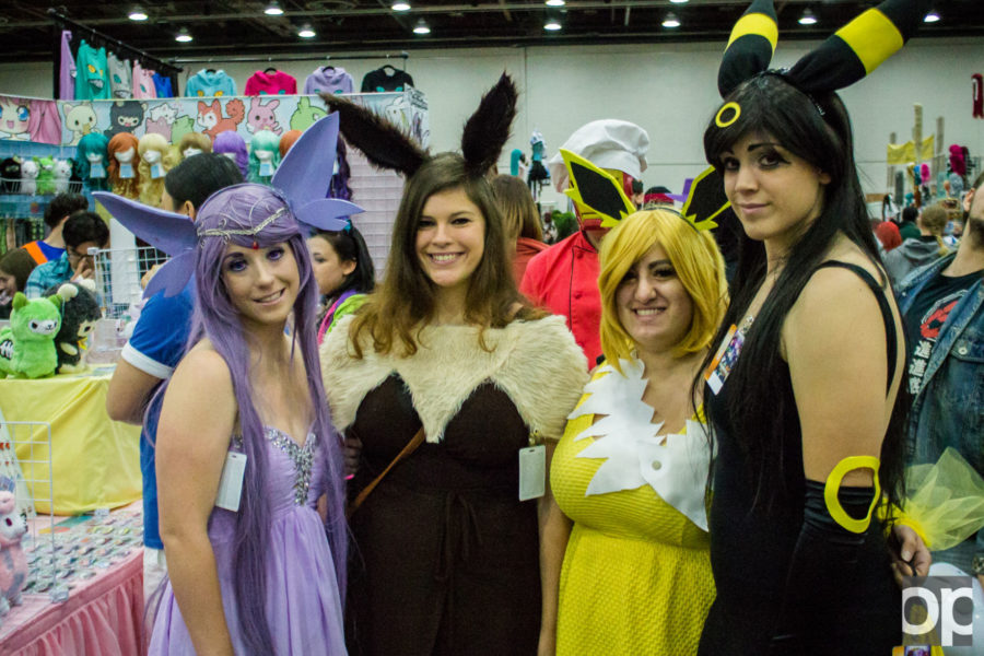 """Oct. 31 through Nov. 2 marked the 10thanniversary of Detroit's own such convention, Youmacon ( """"youma"""" means """"demon"""" in Japanese). The festival celebrates all forms of Japanese culture."""