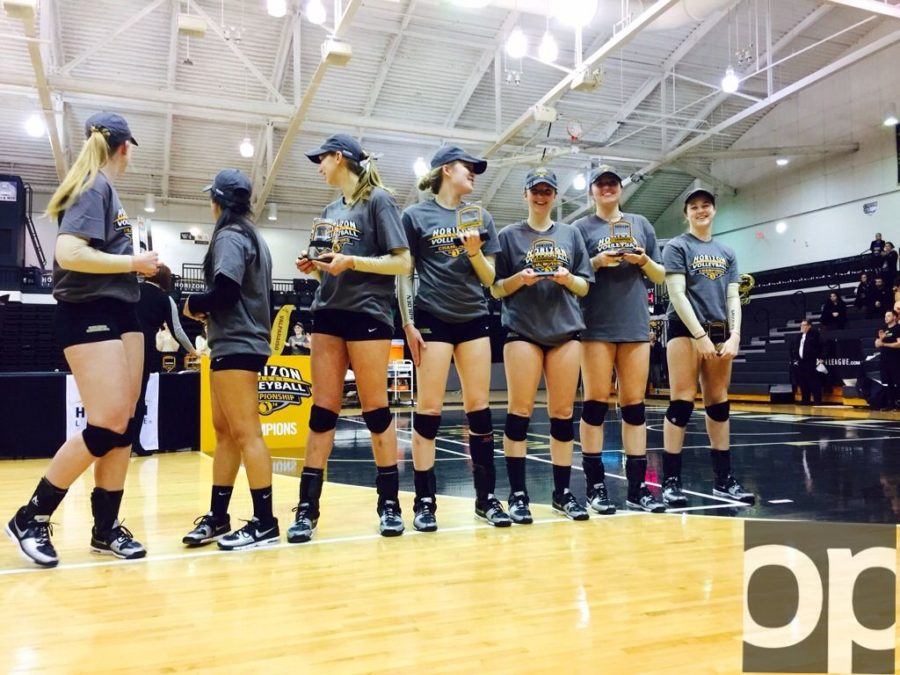 Oakland volleyball captures Horizon League championship, sets sights on NCAA