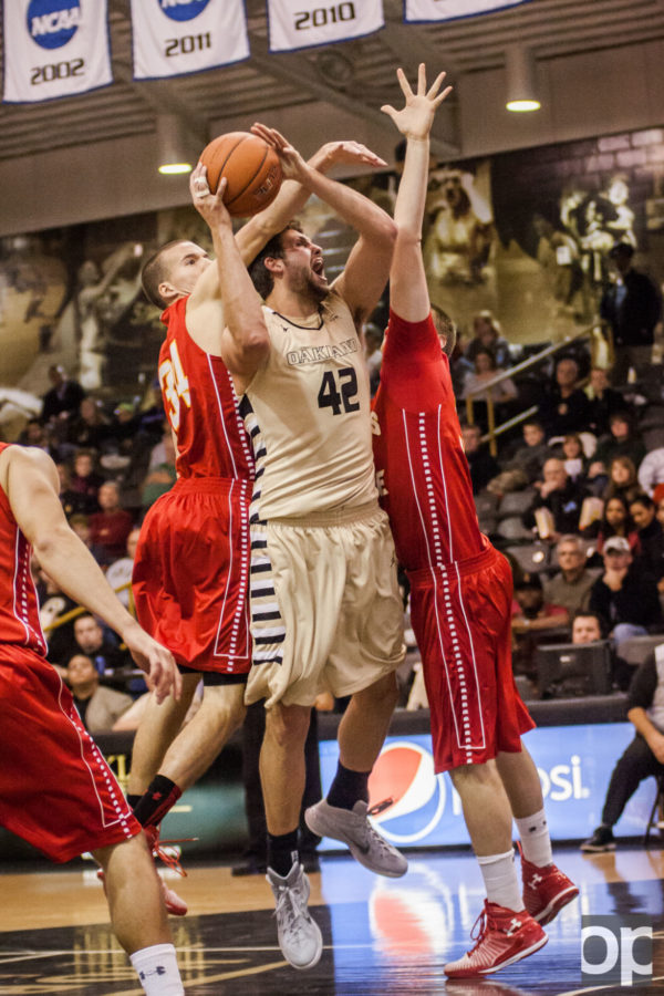 The Golden Grizzlies dedicated almost all of December to playing hoops.