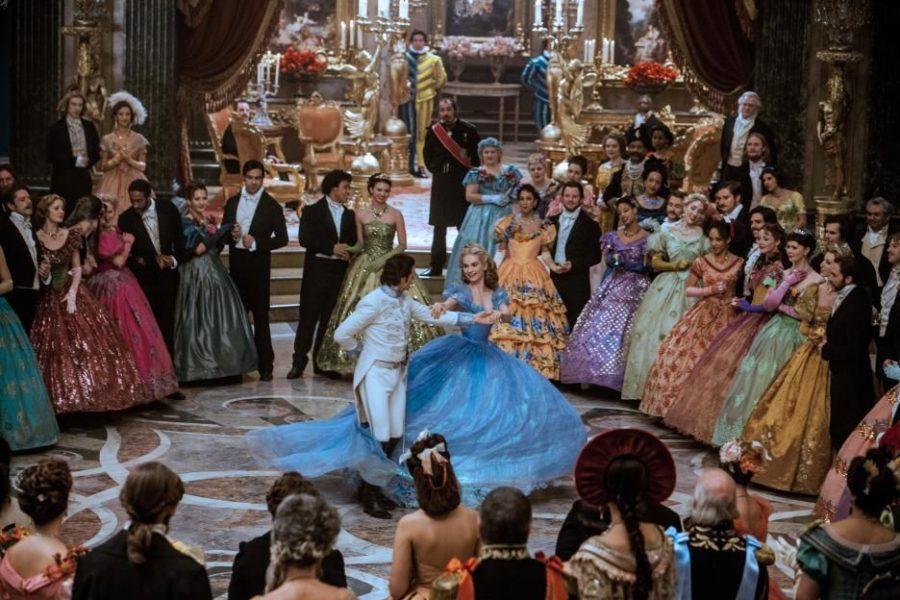 Disney%E2%80%99s+new+live-action%C2%A0Cinderella%C2%A0might+not+try+any+new+magic+tricks%2C+but+thanks+to+Kenneth+Branagh%E2%80%99s+vision+and+aesthetics%2C+the+classic+tale+feels+new+again.