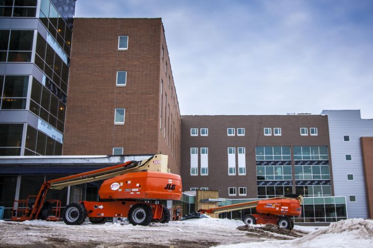 One new residence hall is not enough