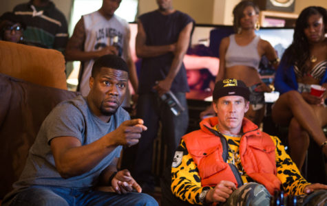 """Will Ferrell and Kevin Hart get ready to """"Get Hard"""""""