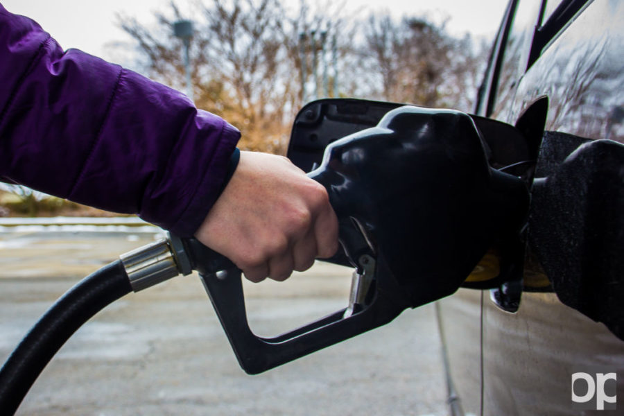 This past year has seen a fairly steady decline in gas prices across the country.