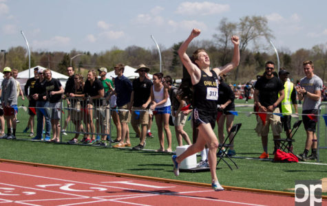 Oakland men and women take third at Horizon League outdoor championship