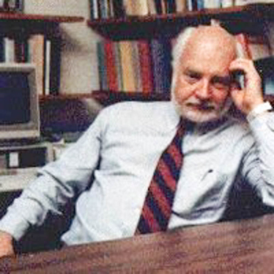 Professor James W. Dow passed away on July 13, 2015. He was first hired at Oakland University in 1970 after teaching at Northeastern University for four years.