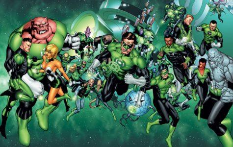 Comics: Green Lantern Corps