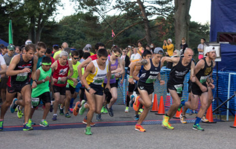 Runners, walkers trek 8th annual Brooksie Way
