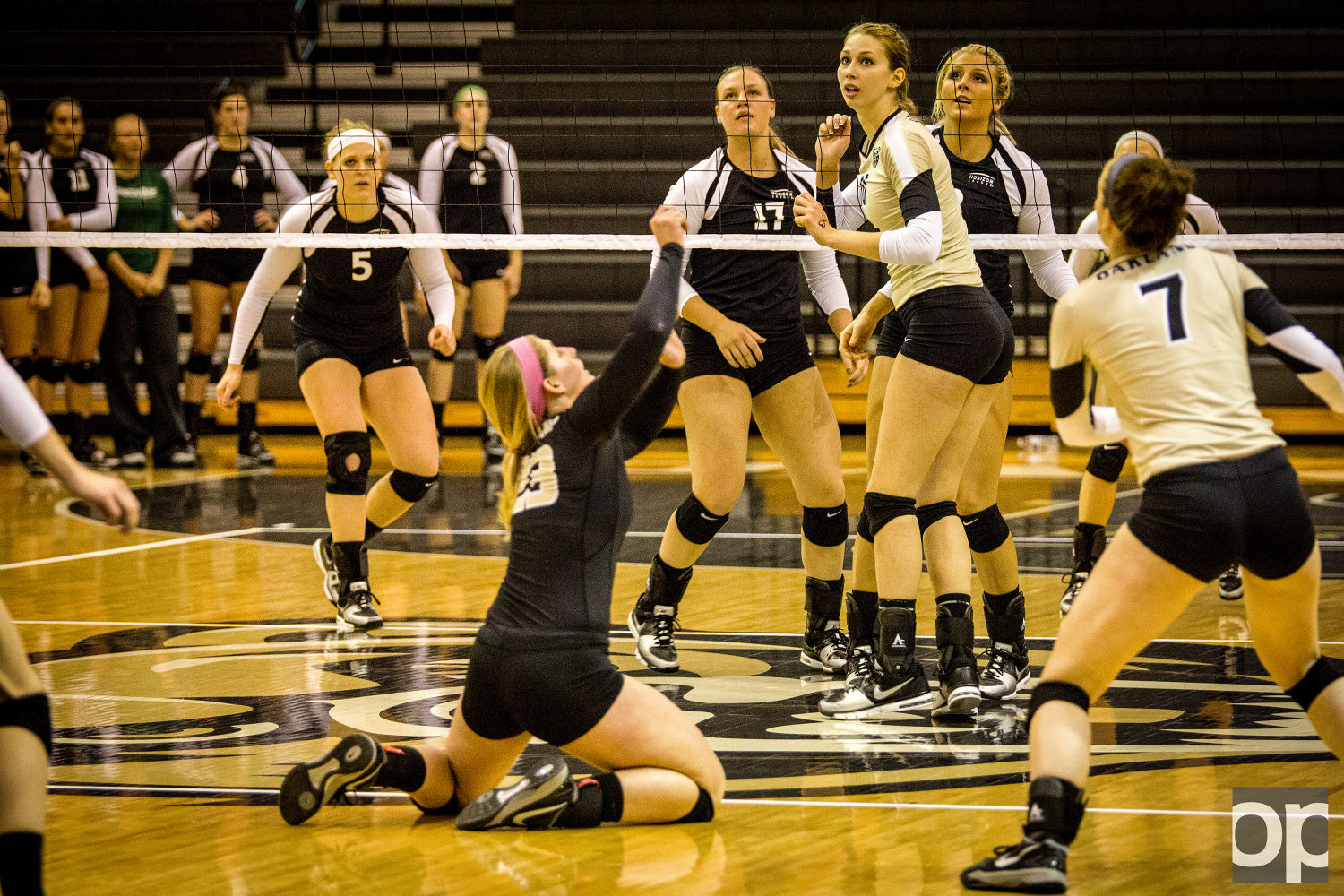 Oakland University was unable to defeat Kent State, Indiana State and Albany during the Golden Flashes Classic tournament.