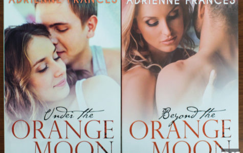 Adrienne Frances has a total of six books planned for theUnder the Orange Moonseries.