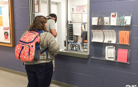 CSA ticket window holds variety of discounted tickets for students