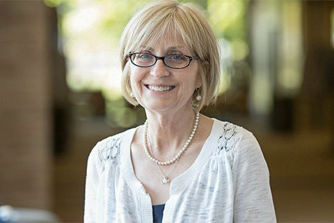 Jean Ann Miller is the director of student activities and leadership development. She has dedicated $25,000 to the university as part of the All University Fund Drive (AUFD).