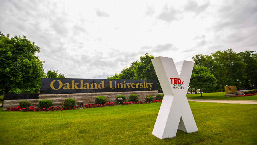 Oakland University is holding it's second TEDx event on October 23rd, 2015. It will feature more than a dozen speakers discussing a wide range of topics.