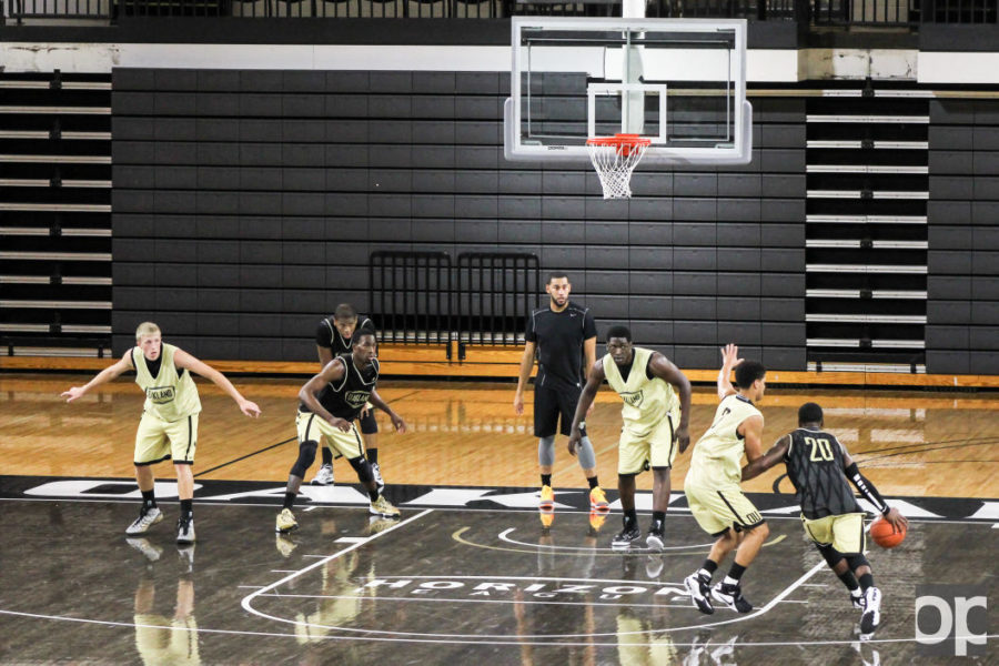 The+Golden+Grizzlies+had+their+first+practice+on+Sunday%2C+Oct.+11.