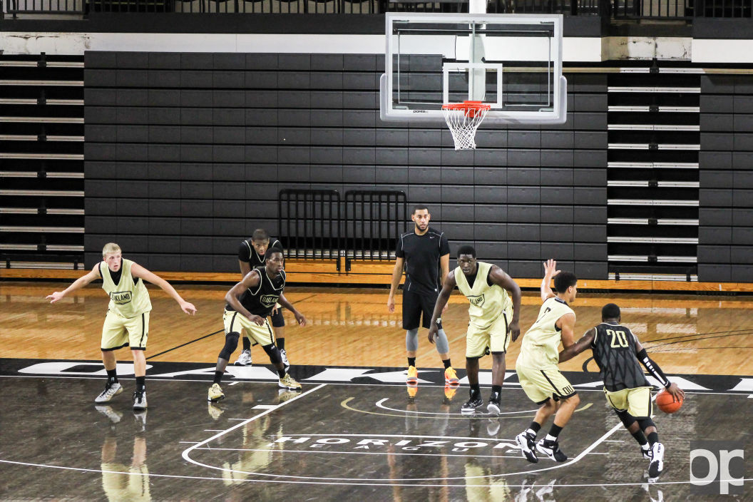 The Golden Grizzlies had their first practice on Sunday, Oct. 11.
