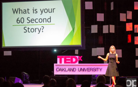 Attendees inspired, amazed at TEDx at OU