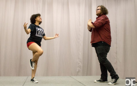SVP holding auditions for improv comedy show