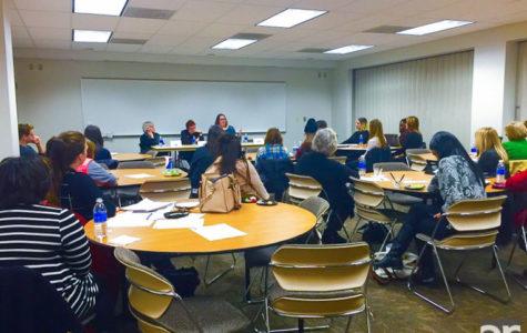 Oakland students host panels about successful women, draw dozens