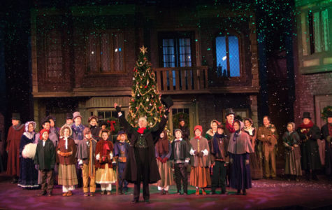 Christmas in October: Meadow Brook Theatre prepares for annual show