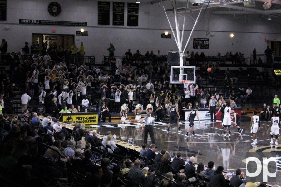 Oakland men's basketball team defeated Binghamton university 83-72 on Monday, Dec. 7 at the O'rena.