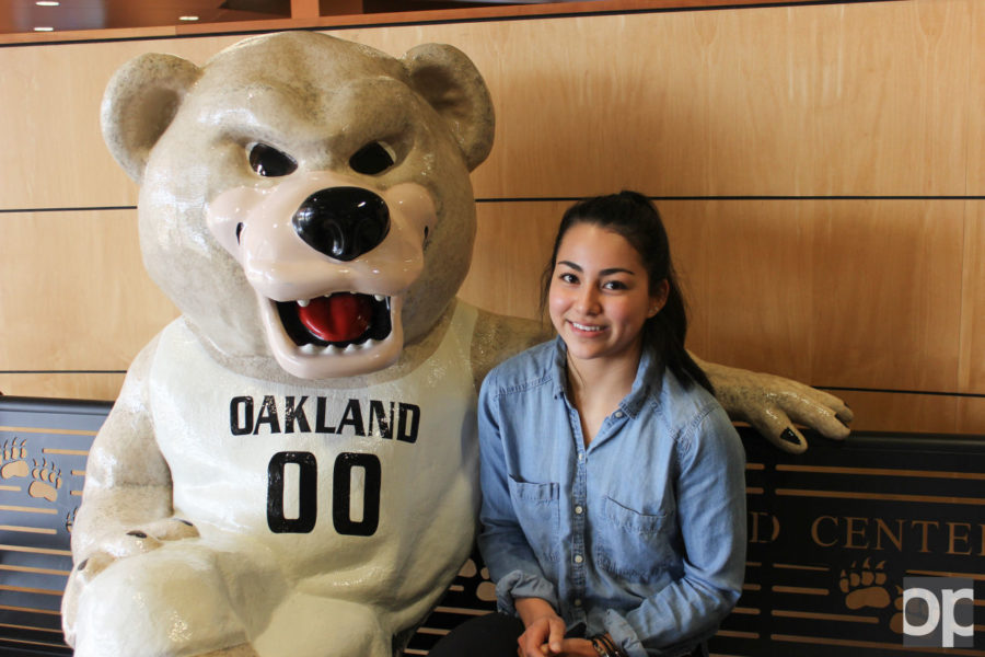 The dual enrollment program at Oakland University allows high school students from around the area to attend college classes.