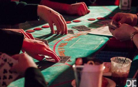 Win big at Casino Night
