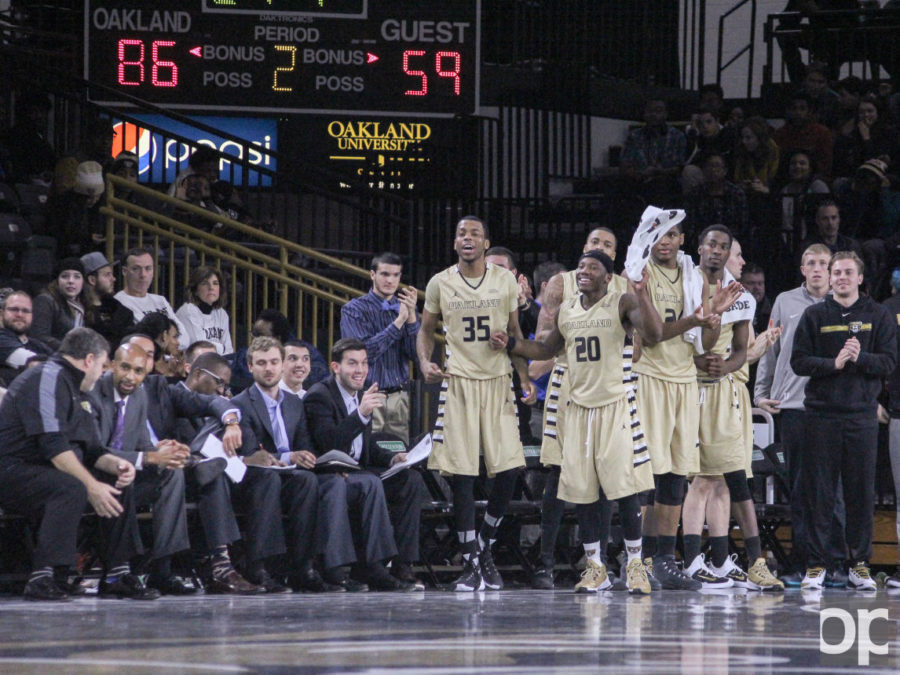 Golden Grizzlies defeated the UIC flames 86-61 at the Orena on Sunday, Jan. 10, ending their two-game losing streak. Felder led the team with 26 points and four assists.