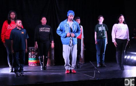Step Afrika! visits Oakland
