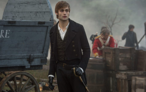 Douglas Booth in Screen Gems' PRIDE AND PREJUDICE AND ZOMBIES.
