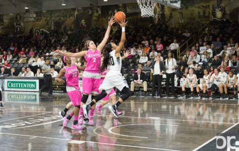 Women's basketball falls to UDM in Metro Series overtime loss