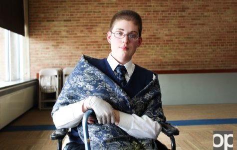 Disjointed campus causes dislocations for student