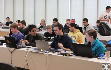 This weekend, hackers from all over the United States came to Oakland University for GrizzHacks, its first 24-hour no-sleep hackathon.