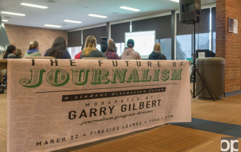 Panel creates open dialogue on the future of journalism