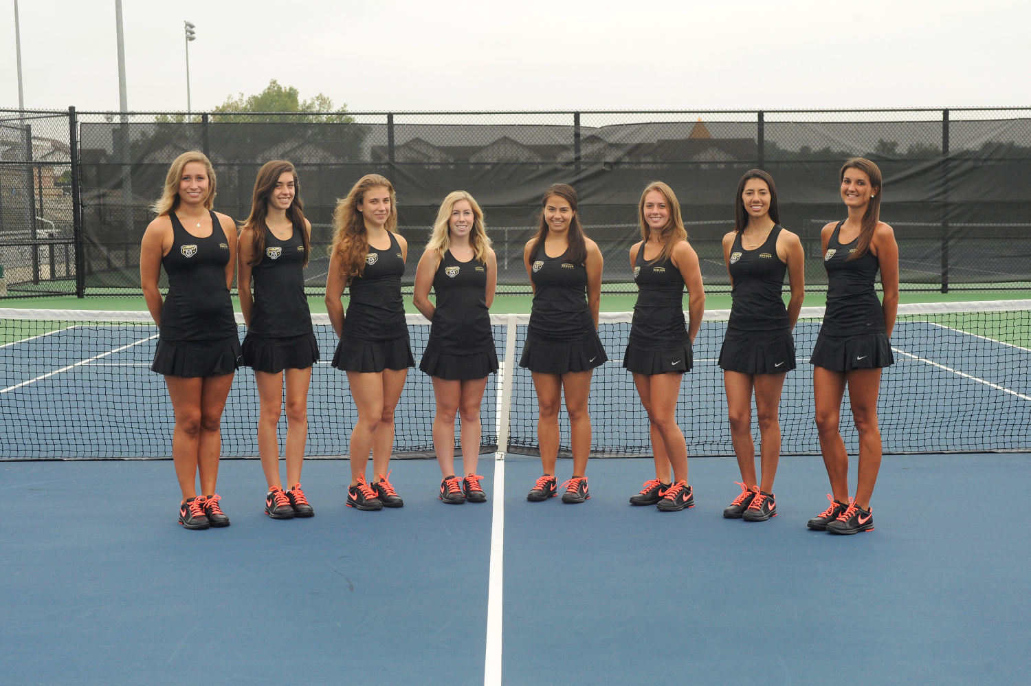 Tennis team will begin its first league math of the 2016 season on March 26, and its first home match on April 2.