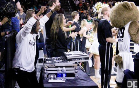 Beats and basketball: DJ Earl sets the tone