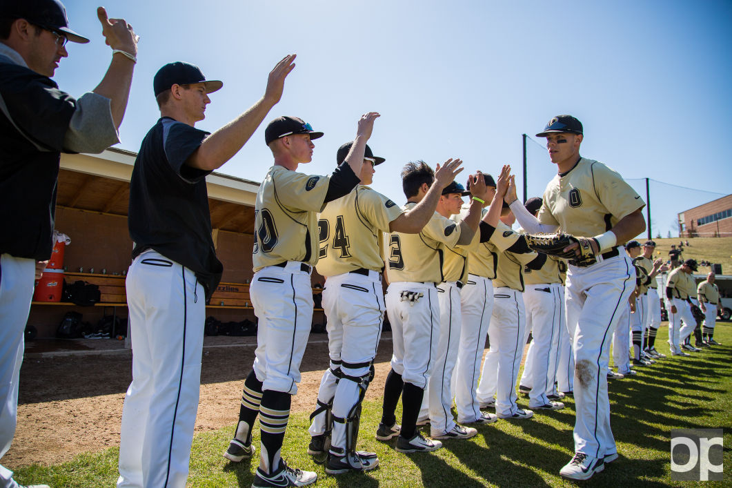 After playing at Central Michigan at 3:05 p.m. ET on April 6, Oakland baseball plays a three-game series at home against Youngstown State on Friday-Sunday, April 8-10.