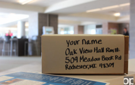 Starting April, buildings on campus received individual addresses instead of the generic university address.
