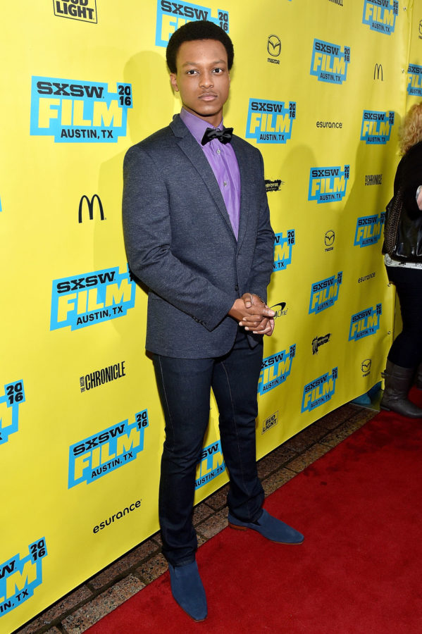 AUSTIN, TX - MARCH 11: Actor J. Quentin Johnson attends the screening of Everybody Wants Some during the 2016 SXSW Music, Film + Interactive Festival at Paramount Theatre on March 11, 2016 in Austin, Texas. (Photo by Mike Windle/Getty Images for SXSW)