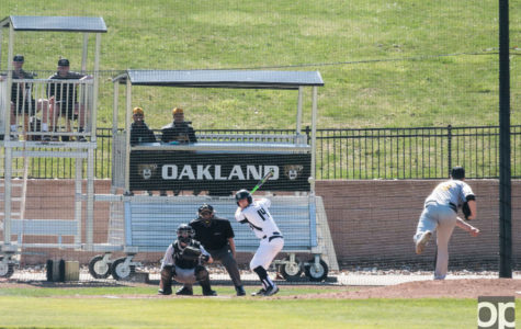 Baseball falters and recovers: loses first two, wins final game of weekend series with Valpo