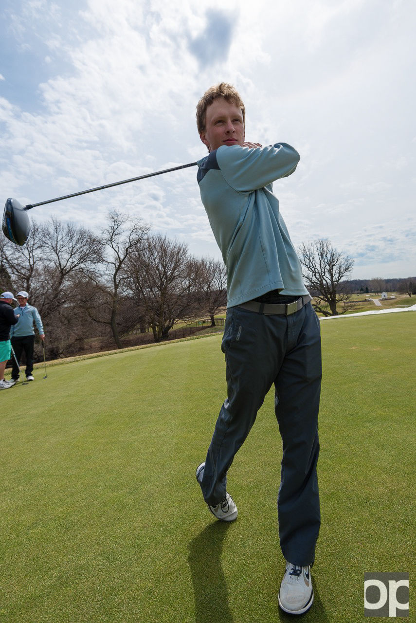 Oakland men's golf will compete in the Earl Yestingsmeier Invitational all day on April 15-16 in Muncie, Indiana.