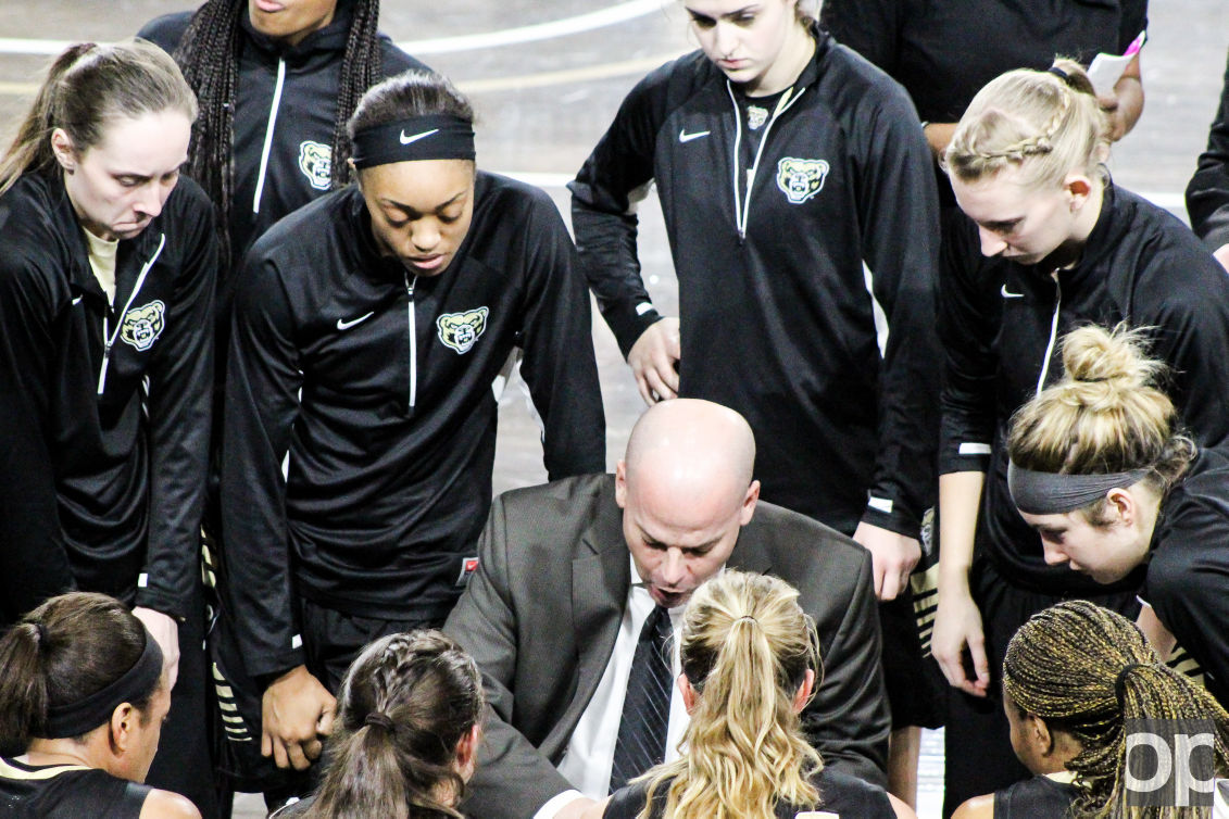 Each year, the women's basketball team goes into the summer without choosing captains, and that's when head coach Jeff Tungate thinks leadership emerges.