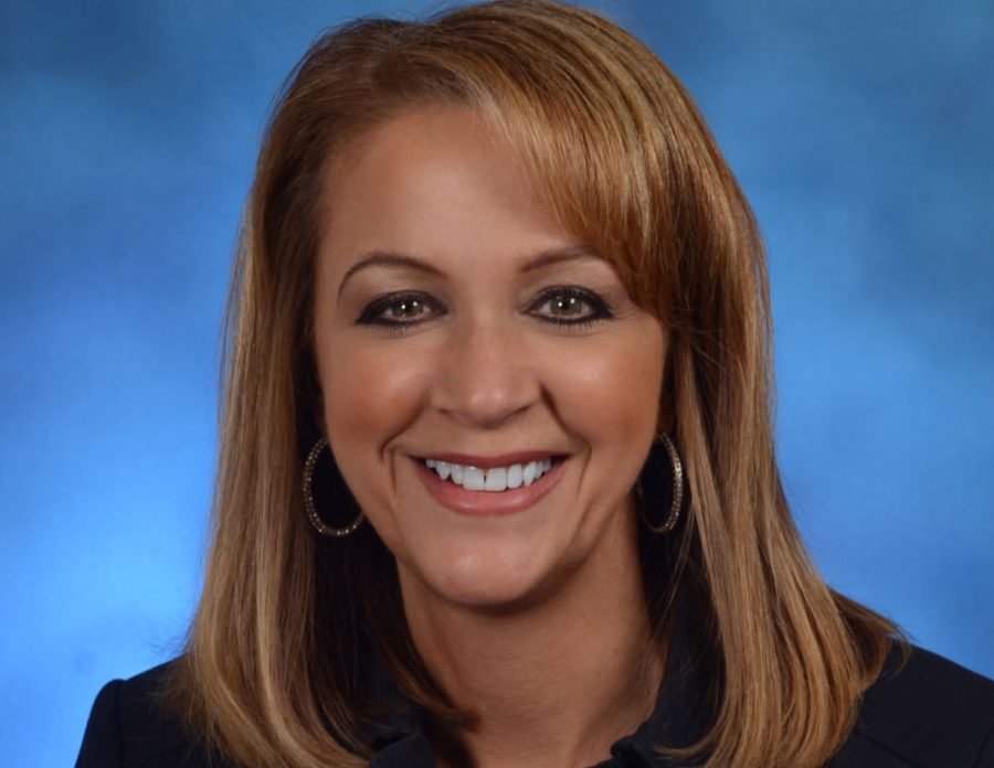 New chief human resources officer Libby Ciliberti.