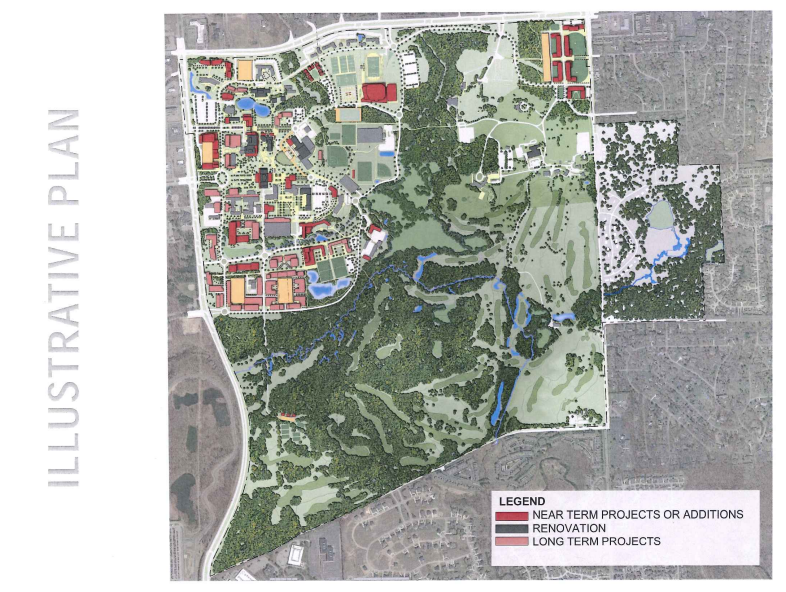 New Campus Master Plan features renovations, South Housing Village